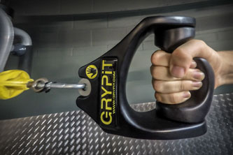 GRYPiT® Single handle right hand